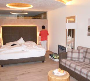 Schlaf und Wohnraum Alpin & Relax Hotel Das Gerstl