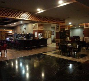 Bar im Untergeschoß Siam Elegance Hotels & Spa