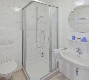Badezimmer Gasthof Schwabenhof