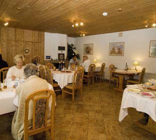 Frühstücksbuffet ab 8.00 bis 9.30 Uhr Appartementhaus Dittrich