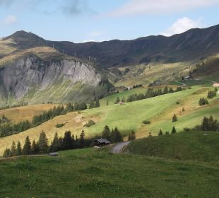 Aus der UGA-Alp Berghotel Madlener