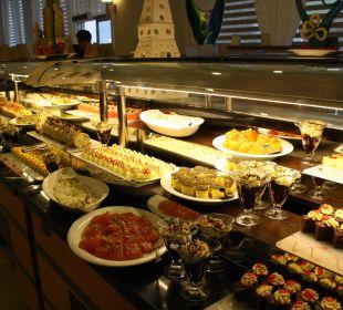 Buffet Hotel Narcia Resort Side