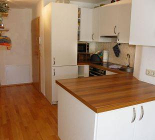 Komplett ausgestatte Küchen! Ferienhof Streidl