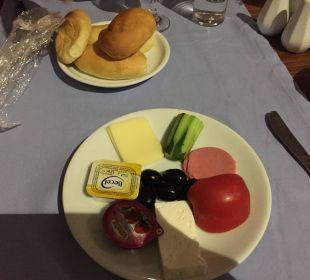 Wurde als Kalte Platte angeboten Linda Resort Hotel