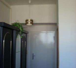 Zimmereingang Hotel & Reiterhof an der Talsperre