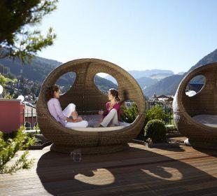 Giardino di meditazione Cavallino Bianco Family Spa Grand Hotel