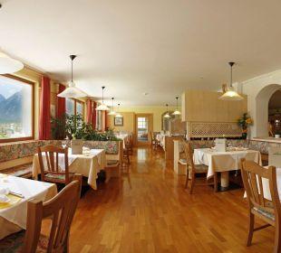 Biovita Speisesaal Biovita Hotel Alpi