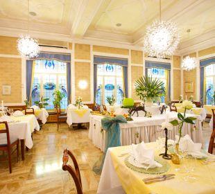Unser Speisesaal Hotel Europa Splendid