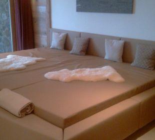 Ruheraum mit Sauna Maierl-Alm & Chalets