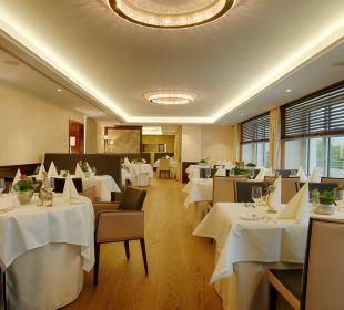 Gourmet-Restaurant Burghotel Staufeneck