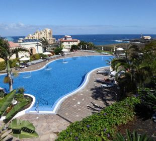 Poolblick Hotel Luz Del Mar