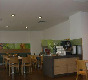 Frühstücksmöglichkeit Hotel Ibis Bochum Zentrum