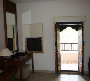 Zimmer 104 (Tür ist nichs für Menschen ab 165cm ) Hotel Bali Agung Village