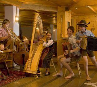 Hier spielt die musik Hotel Montafoner Hof