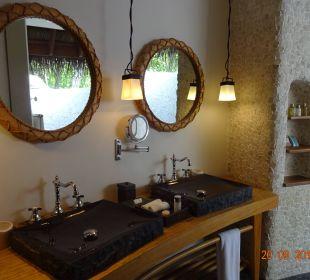 Bad Beach-Villen Hotel Constance Moofushi Resort