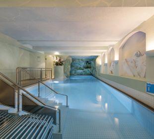 Pool Sunstar Boutique Hotel Beau-Site Saas-Fee