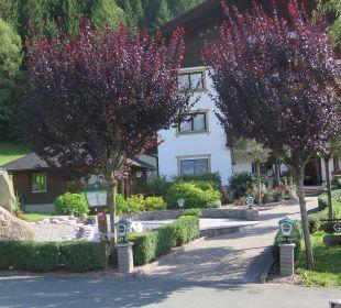 Außenansicht Gasthof Pension Birkenhof