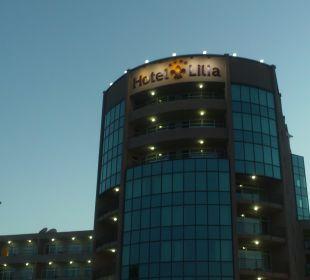 Außenansicht Hotel Lilia