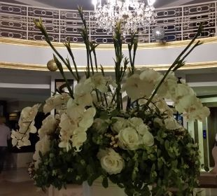 Rezeption Linda Resort Hotel