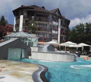 Pool Romantischer Winkel SPA & Wellness Resort