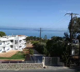 Schöner Ausblick aufs Meer Hotel Dimitra