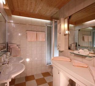 Appartement Typ D Bad Hotel Landhaus Edelweiss