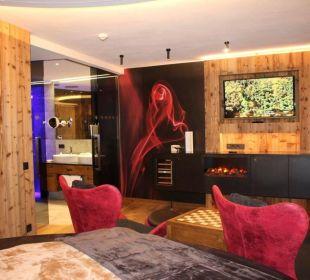 Romantic Fire Suite Hotel Quelle Nature Spa Resort