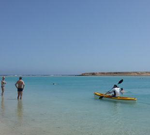 Kanupaddeln inklusive in der Lagune TUI MAGIC LIFE Kalawy