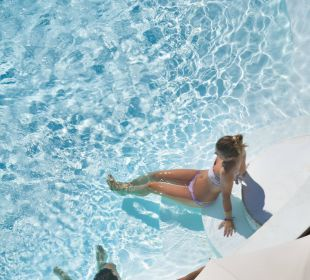 Swimming Pool at Hotel Gabbiano Azzurro Hotel Gabbiano Azzurro
