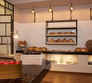 La Terrazza Hauptrestaurant Buffet MarBella Corfu Hotel