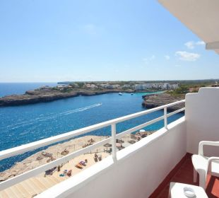Views from top floors  JS Hotel Cape Colom