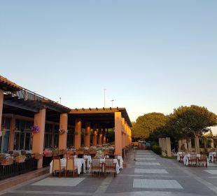Tischreservierung mehr als 2 Std vor Abendessen  Club Aldiana Zypern