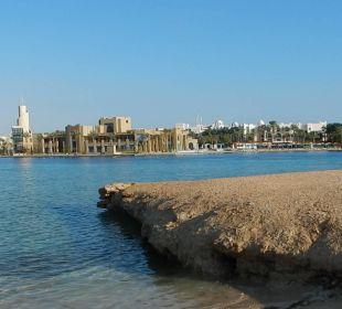 Blick auf Port Galib