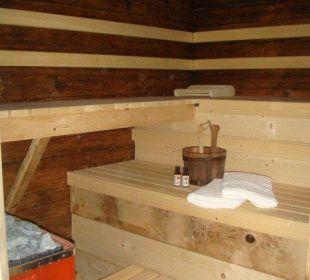 Schwitzalm mit Holzofen Wörglerhof Alpbacher Hüttenappartements & Saunaalm