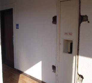 Bauarbeiten unbeendet... Hotel Holiday Inn Resort Goa