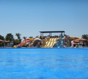 Kleine Rutschen für die Kleinen SUNRISE Select Royal Makadi Resort