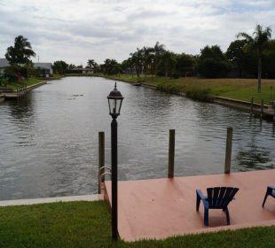 Dockbereich Villa Summertime