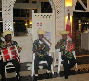 Domikanischer Abend Hotel Vista Sol Punta Cana