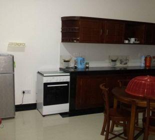 Küche in Apartment Bochum Lanka Resort