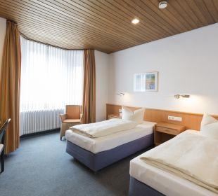 Außenansicht Hotel Reichshof Garni