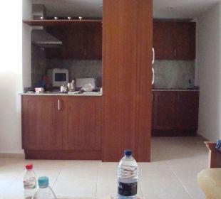 Küche Aparthotel Duva & Spa