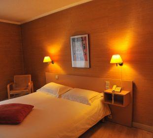 Chambre double 1 ou 2 personnes Grand Hotel De Nantes