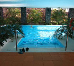 Relax Area Indoor Pool Hotel La Palma Jardin