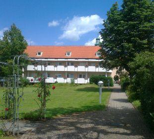 Hauptgebäude - Pflegestation Kloster Maria Hilf