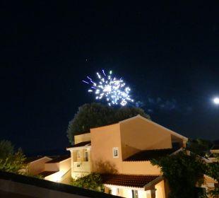 Feuerwerk Mayor Capo Di Corfu