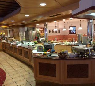 Restaurant Familienhotel Hinteregger