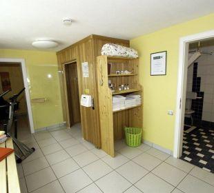 Sauna Ferienwohnung Vive Diem