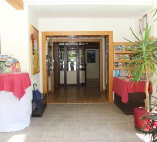 Lobby Hotel Fischerhof Glinzner