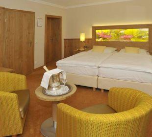 Komfort-Doppelzimmer Hotel Gronauer Tannenhof