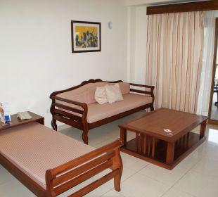 Wohnzimmer Marylanza Suites & Spa